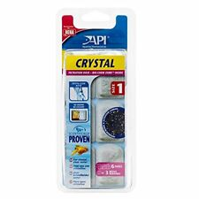 Api Dose filtration Crystal T1 (x6) - pour Aquarium