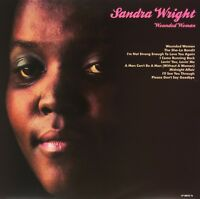 SANDRA WRIGHT - WOUNDED WOMAN (LP/180G/REMASTERED)  VINYL LP NEW