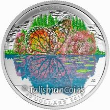 Canada 2016 Landscape Illusions #2 Monarch Butterfly $20 Pure Silver Proof