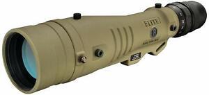 BUSHNELL ELITE 8-40X60 ED TAN H32 SPOT SCOPE - BU780841H