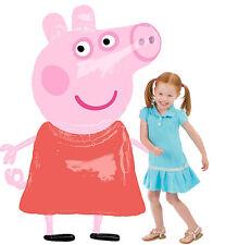 Peppa Pig Party Supplies AIRWALKER FOIL BALLOON Anagram Licensed