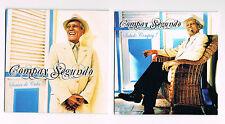 LE MEILLEUR DE COMPAY SEGUNDO - CUBA - SALSA - 2 CD ÉTUI CARTON - NEUF NEU NEW