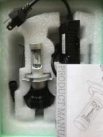 H4 Led Headlight Kawasaki ZZR1100 ZZR600 ZX9R C1 C2 LED H/L Kit Conversion