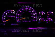 Tahoe Silverado Yukon SIERRA Suburban GMC 95-99 CHEVY LED CLUSTER KIT Purple