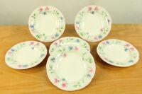 6 Suppen Teller Villeroy & Boch Viola ∅ 23,5 cm Porzellan Service Tiefe