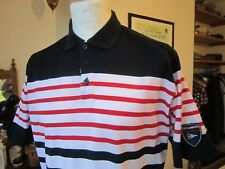 PAUL & SHARK 'ADMIRAL'S COLLECTION' POLO SHIRT  L  classic fit/XL E15P0086 t top