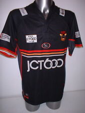 Bradford Bulls ISC Adult Medium Rugby League Shirt Jersey Top Vintage Top