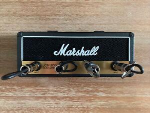 Marshall Jcm800 Guitar Key Holder Jack II Rack 2.0 Amplifier Vintage Keychain