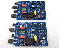 2pcs QUAD 405 125W+125W power amplifier kit