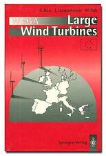 WEGA - Large Wind Turbines by Langenbrinck, Hau and Palz HB 1993   W2