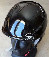 NEW $130 Rossignol Womens Skiing Winter Black Snow Ski Helmet Roxy Giro ladies