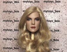 1//6 Cara Delevingne Villa Female Head Sculpt Body Phicen VERYCOOL GAC Hot Toys