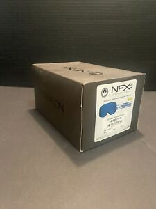 Dragon Alliance NFXS Ski Goggles Onus Blue Ion + Bonus Yellow Lens