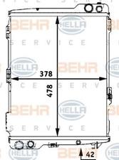 Kühler, Motorkühlung für Kühlung HELLA 8MK 376 711-284
