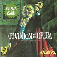 Atlantis Phantom of the Opera Glow in the Dark Edition 1:8 model kit 451