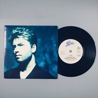 """George Michael - Waiting For That Day / Fantasy (1990) 7"""" Single Vinyl Record"""