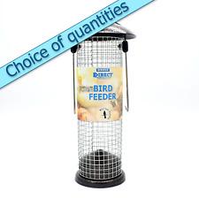 Deluxe Hammertone Finish Bird NUT Feeder - Multi Buy Discount Deals