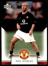 Upper Deck Manchester United 2002-2003 - Paul Scholes  No.18