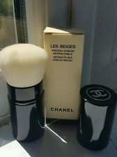 kabuki brush Les Beiges Retractable chanel Makeup travel blush foundation BNIB ♡