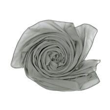 Elegant Chiffon Scarf Hijab Shawl Wrap - 29 Colours - Soft Flowing Drape