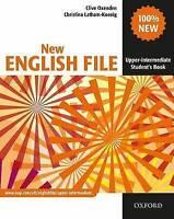 OXFORD NEW ENGLISH FILE Upper-Intermediate Student's book @NEW@ 9780194518420