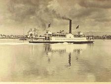 Steamboat Ferry - Alameda, California - 1890'S