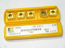 10 new KENNAMETAL CNGP 434 CNGP434 CNGP120416 KC730 Kenloc Carbide Inserts USA