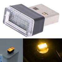 USB Mini Car Interior Light LED Strip Flexible Neon Atmosphere Tube Neon Lamp JG