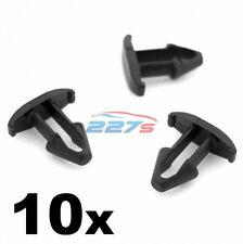 10x Radiator Grille - Rubber Bonnet Seal Clips- Toyota / Lexus 53145-60030