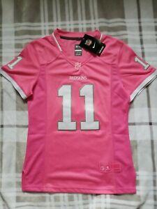 NWT Women's Washington Redskins Nike On Field Jersey Pink Desean Jackson 11 NEW