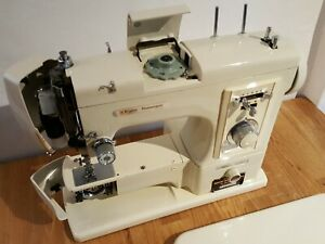 Frister & Rossmann Model 504 Sewing Machine with Cams