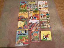 Kleinkinder Kinder Bücher Paket 14 Bücher