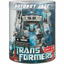 Hasbro Transformers Movie Deluxe Exclusive Canister Autobot Jazz Action Figure
