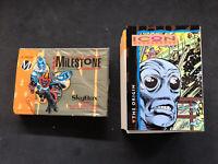 1993 SKYBOX DC COMICS MILESTONES THE DAKOTA UNIVERSE COMPLETE (100) CARD SET