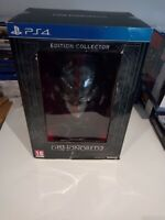 dishonored 2 steelbook collector's edition collector ps4 playstation 4 ps