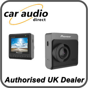 Pioneer VREC-130RS Front Facing Dashboard Camera HD Colour Accident Dash Cam G-S