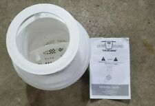 """Skim-A-Round """"All-In-One"""" In Ground Wall Pool Skimmer"""