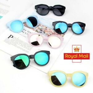 Baby Kids Boys Girls Sunglasses Toddler Children UV400 Frame Goggles Outdoor New