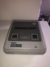 Super Nintendo SNES 1 Chip Konsole | Voll Funktionsfähig