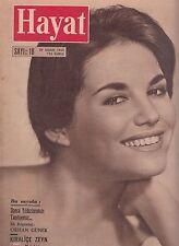Hayat Claudia Cardinale 1960 Turquie
