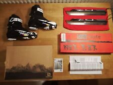 Ice skates and runners - Salomon Pro Combi Pilot with the Free-Skate Allround