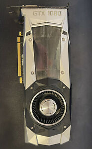 NVIDIA GeForce Founders Edition GTX 1080 8GB Graphics Card