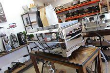 La San Marco E80 3 GROUP Automatic Commercial Coffee Espresso Machine