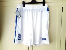 Birmingham City BNWT Home Shorts 2006. XXL. White Adults Football.