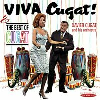 Xavier Cugat and His Orchestra - Viva Cugat! / The Best Of Cugat [CD]