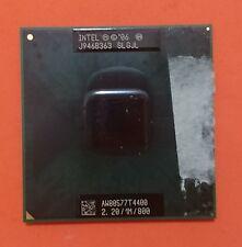 Procesador INTEL CORE 2  2,20 / 1M / 80 Dual core  SLGJL T4400 AW80577T4400