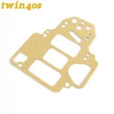 1 x Weber DCOE/DCOM 40/45/48 TWIN CARBURATORE/Carb Guarnizione Coperchio Superiore