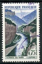 STAMP /  / TIMBRE FRANCE OBLITERE N° 1438 GORGES DU TARN