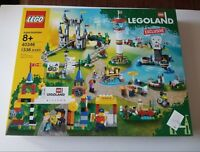 Lego 40346 LEGOLAND Exclusive 1336 pcs IN-HAND BRAND NEW FACTORY SEALED. RARE