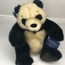 """Ganz Heritage Collection Kee Cheong Panda Bear New Old Stock Tags 9"""" Sitting"""